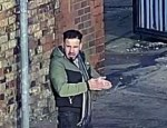 This man is suspected of dumping waste in West Parade, Hull.