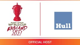 Hull is an official host city for the Rugby League World Cup in 2021.