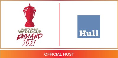 Hull has been namedas an official host city for the Rugby League World Cup in 2021.