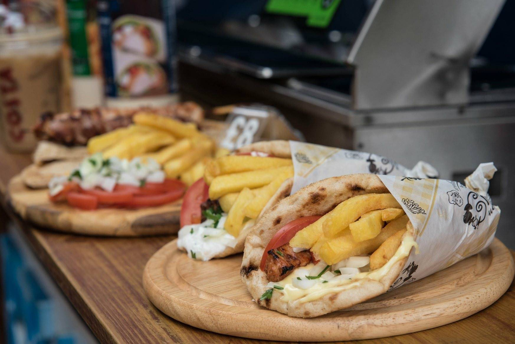 Hull Street Food Nights has dishes for all tastes, budgets and diets. Picture: HullBID