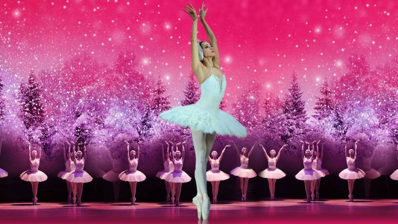 The Russian State Ballet of Siberia is one of Russia's leading ballet companies.