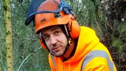 Gareth Pennington, one of the co-founders of Tree Fellas Hull.