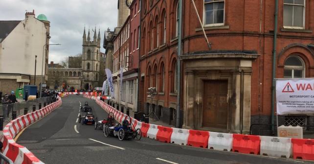 The Hull Street Race.