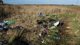 Fly-tipping figures released today are the lowest in Hull in five years.