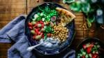 The 5 Veg Challenge promotes cooking using vegetables. Picture: Edgar Castrejon