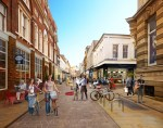 An image showing how Whitefriargate could look