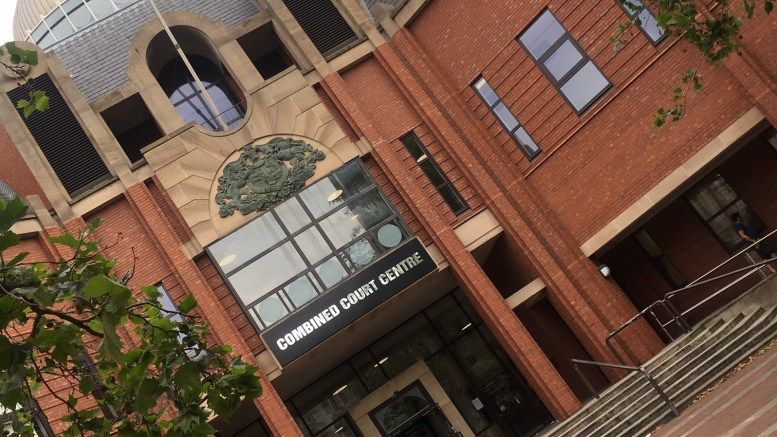 Hull Combined Court Centre.