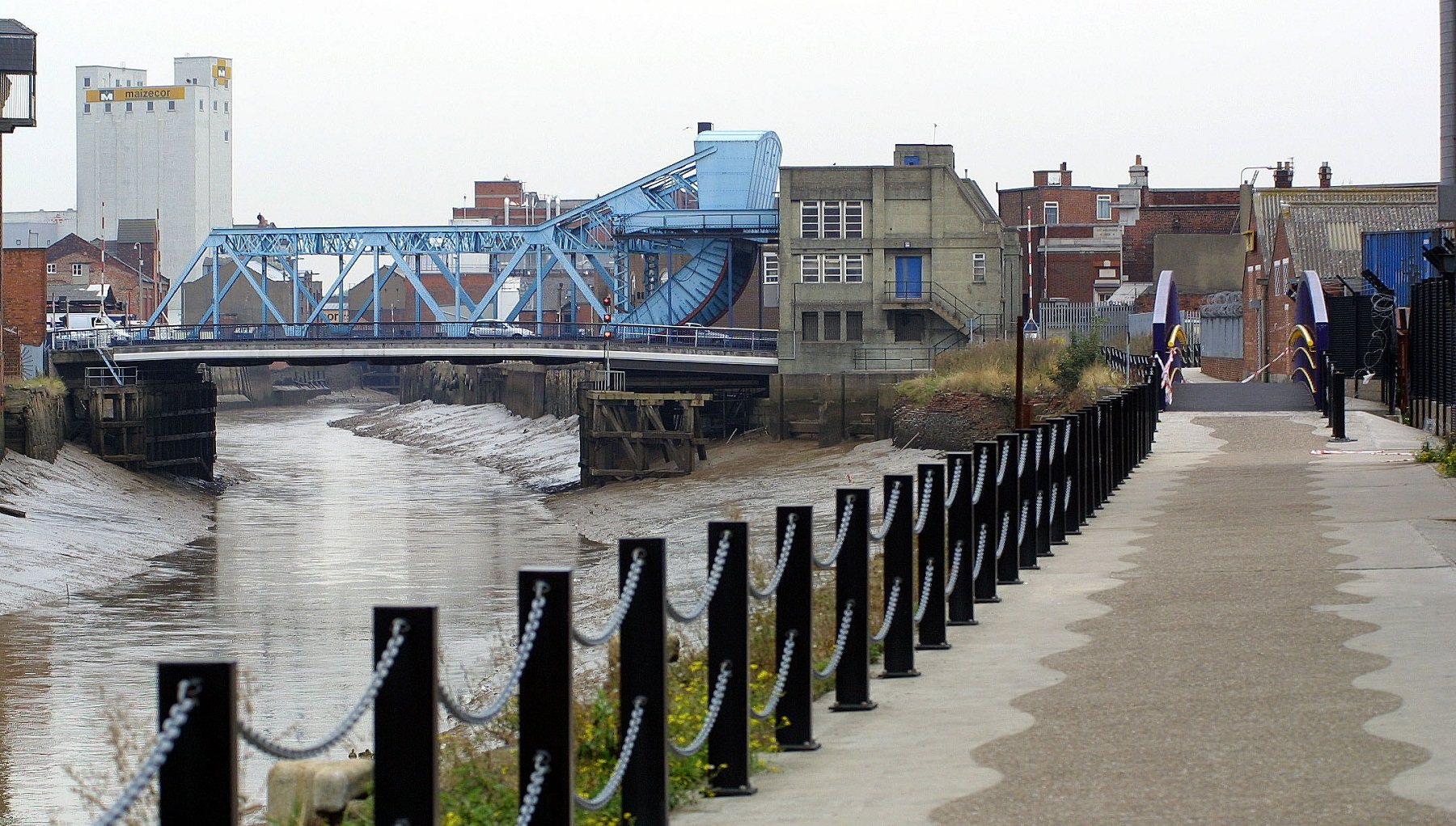 The River Hull.