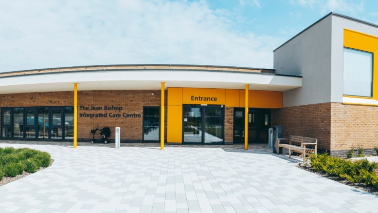 The Jean Bishop Integrated Care Centre.