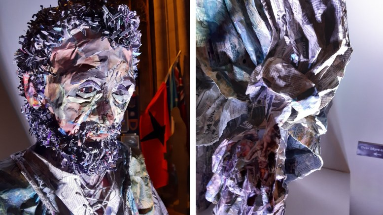 The Creation exhibition at Hull Minster takes inspiration from the touring Sistine Chapel exhibition last year.