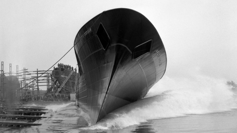 The Arctic Corsair was launched in February 1960. Picture Innes Photography