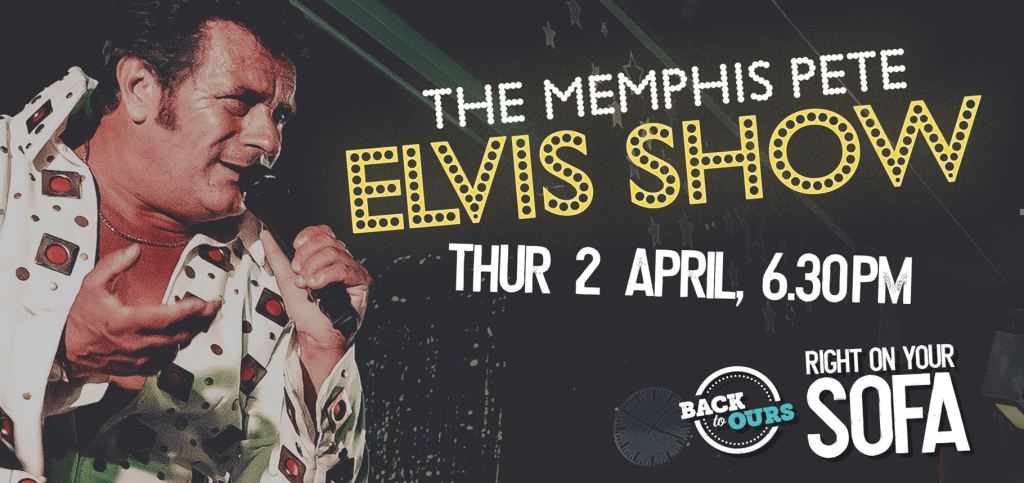 Elvis Show, Back to Ours