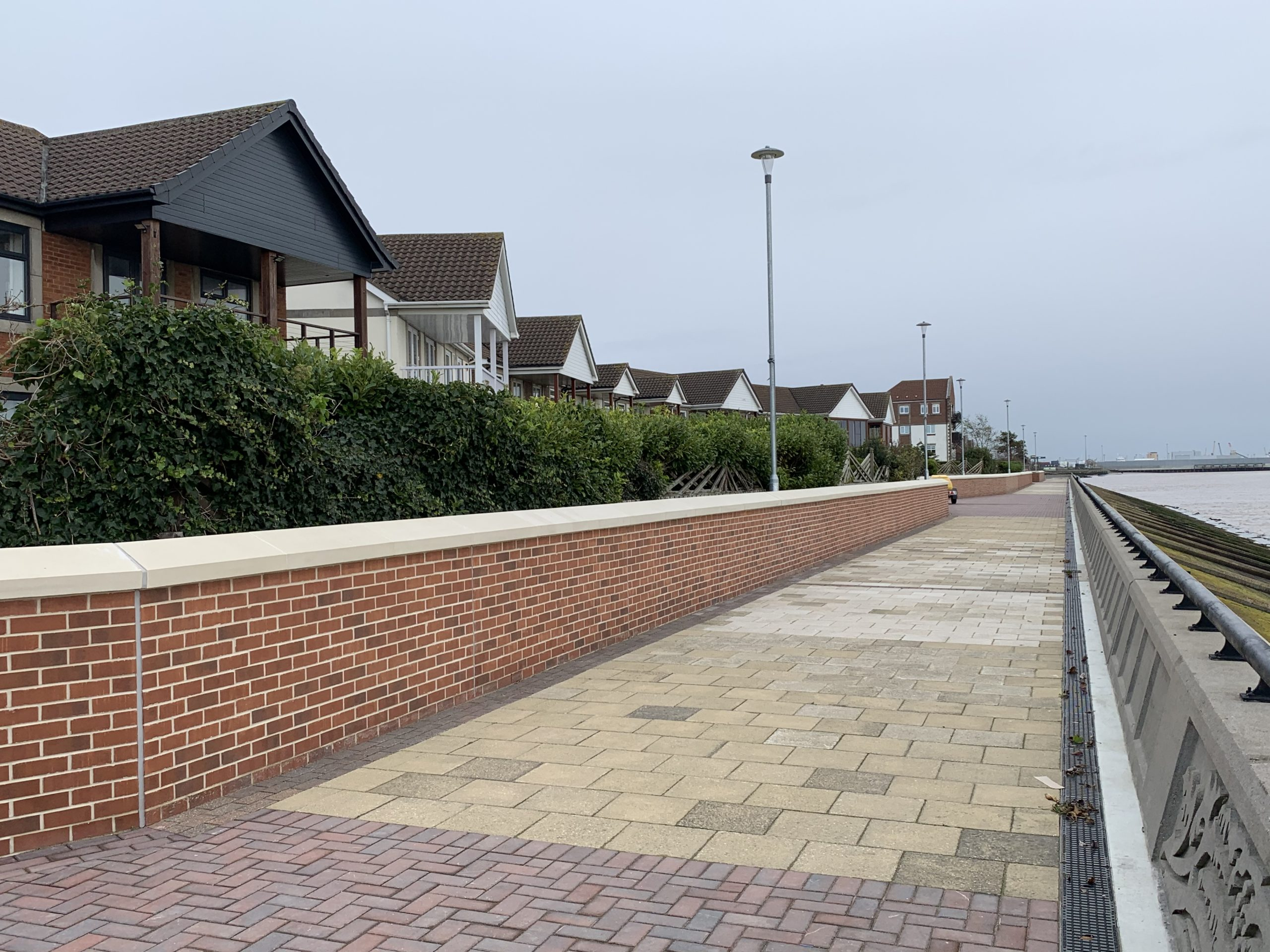 Vick Dock path