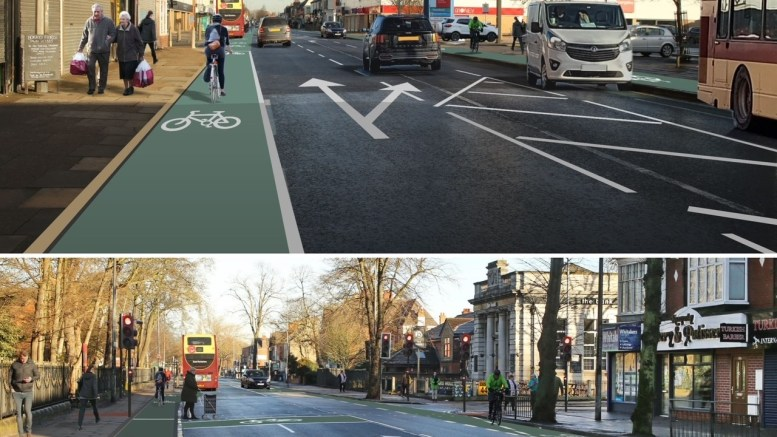 Improvements in Holderness Road