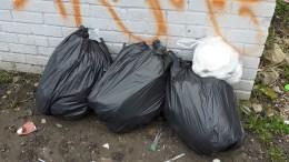 Rubbish bags