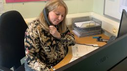 Natalie Parker, from the performance and funding team for Hull Training and Adult Education