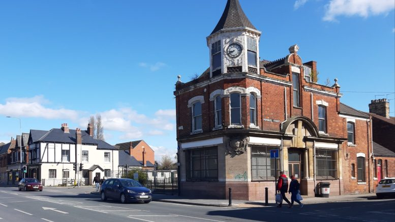 Pendrill House, Beverley Road, Hull