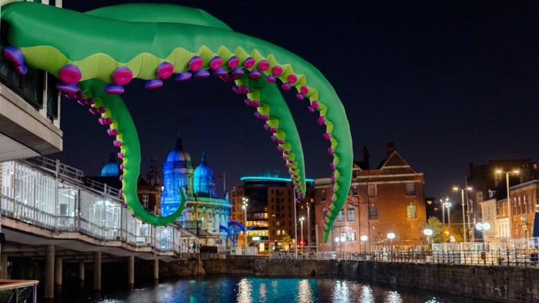 Hull Kraken attracts huge visitor numbers