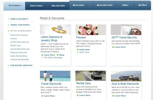 USAA Discounts by Fort Worth Financial Planner Hull Financial Planning
