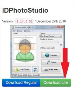 ID photoStudio download