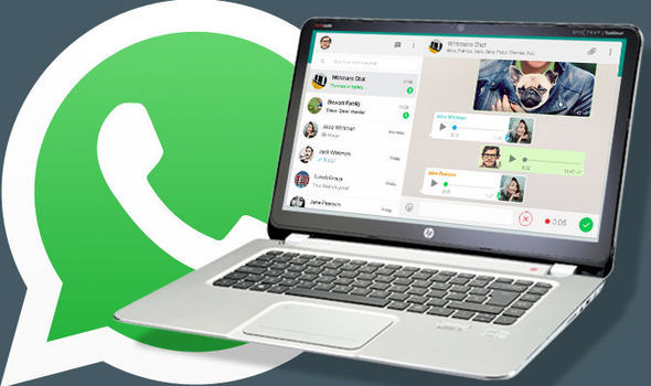 Whatsapp op Mac