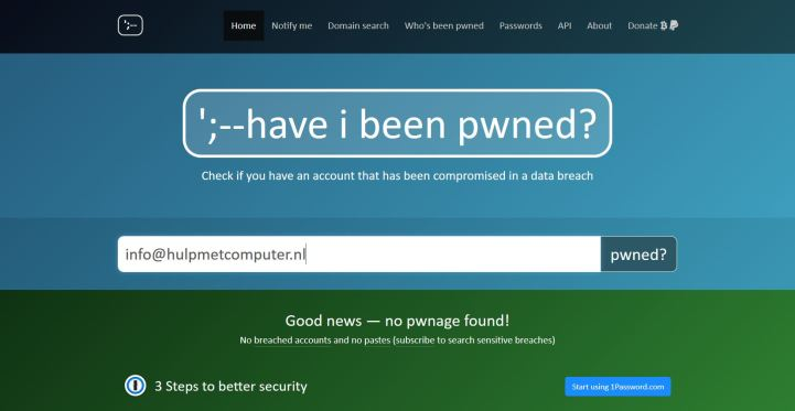 pwned-check