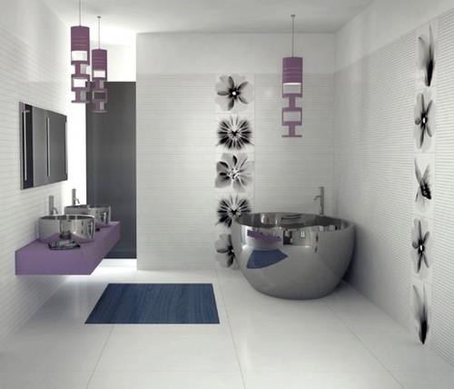 افكار ديكورات حمامات صغيرة المساحة هولو كل مفيد