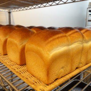 北海道産小麦100%のヴィーガン食パン