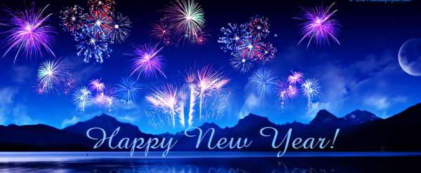 Happy New Year FB Cover Photos, DP, Profile Pics – Free ...