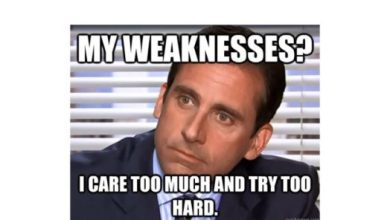 Photo of In a Job Interview, This Is How to Acknowledge Your Weaknesses
