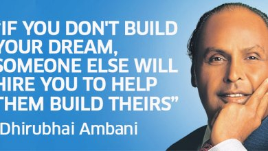 Photo of Eight management Lessons from Dhirubhai Ambani