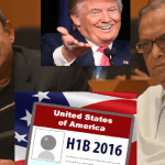 Donald Trump's H1B visa ban and the Infosys boardroom battles: Two sides of the same coin?
