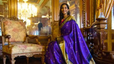 Photo of Ally Matthan: Weaver of India's Saree Stories & Dreams