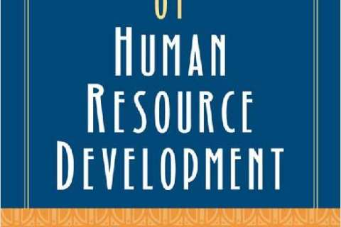 Foundations of Human Resources Development""