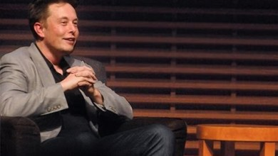Photo of Elon Musk: Tesla Motors CEO, Stanford GSB 2013 Entrepreneurial Company of the Year