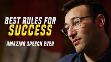 Photo of Simon Sinek – 5 Best Rules for Success In Life (Must Watch)