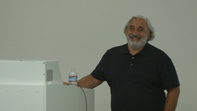 "Photo of Dr. Gad Saad: ""The Consuming Instinct"" 