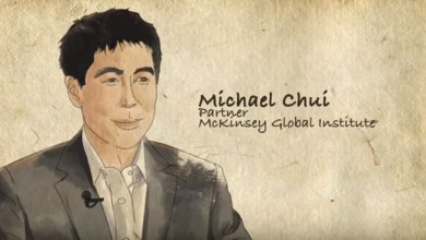 Photo of Michael Chui: From science fiction to business fact