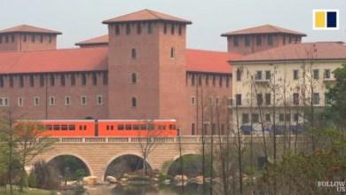 Photo of Inside Huawei's lakeside campus that replicates 12 European cities