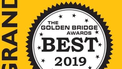 Photo of 2019 Golden Bridge Awards Winners