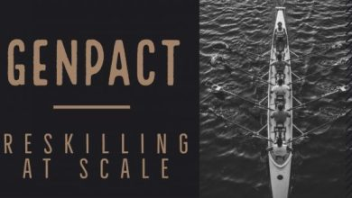 Photo of Genpact: Reskilling at Scale