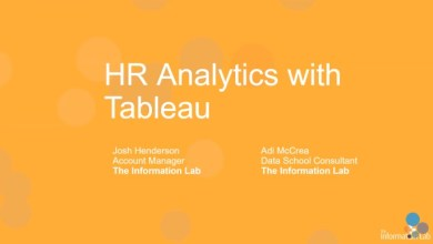 Photo of HR Analytics in Tableau