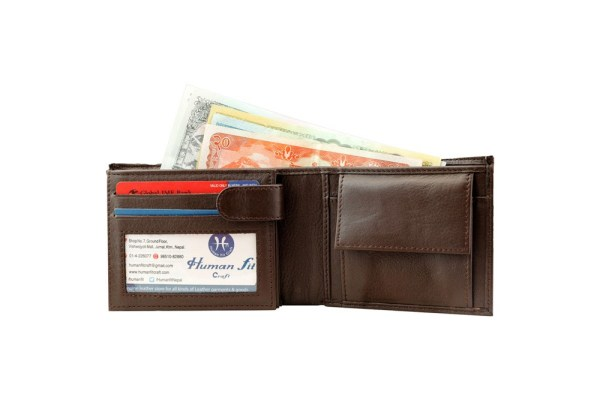 Gent's Leather Wallet