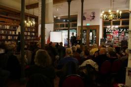 Rund 50 Gäste waren der Einladung zum Humanistischen Forum gefolgt. Foto © HVD Niedersachsen