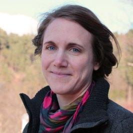 Mariko Junge, Co-Leiterin und Redakteurin