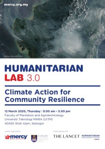 Humanitarian Lab 3.0 on Climate Action for Community Resilience by Humanitarian Capital