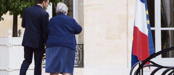 Jacqueline Gourault, ministre de la Cohésion des territoires, est chargée de défendre le projet de loi voulu par Emmanuel Macron, désireux de séduire les élus locaux. Gilles Bassignac/Divergence