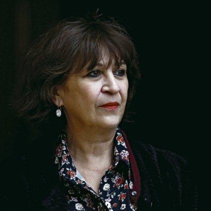 Éliane Assassi Présidente PCF du groupe CRCE au Sénat