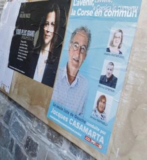 Les électeurs corses sont appelés à voter ce dimanche pour la collectivité territoriale unique qui compte 63 sièges. Yannick Graziani/Crystal Pictures