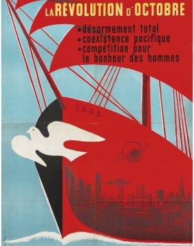 Affiche centenaire PCF 2 - Fondation Gabriel-Péri